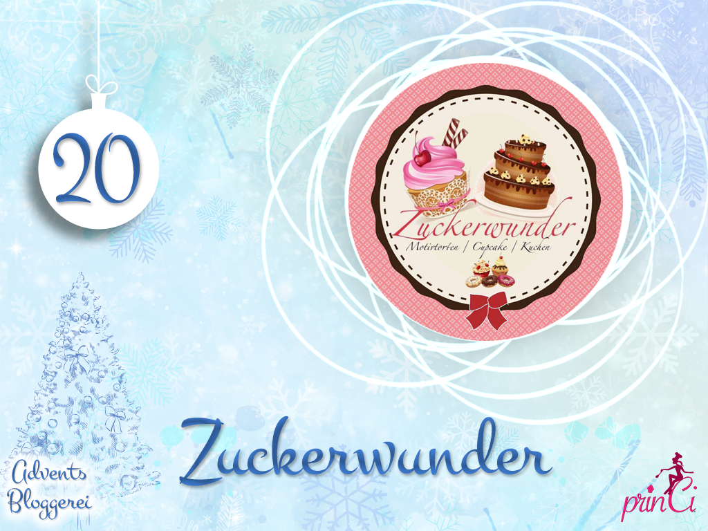 Adventsbloggerei: Nr. 20 - Zuckerwunder