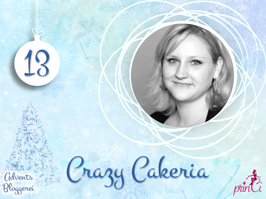 Adventsbloggerei: Nr. 13 - Crazy Cakeria