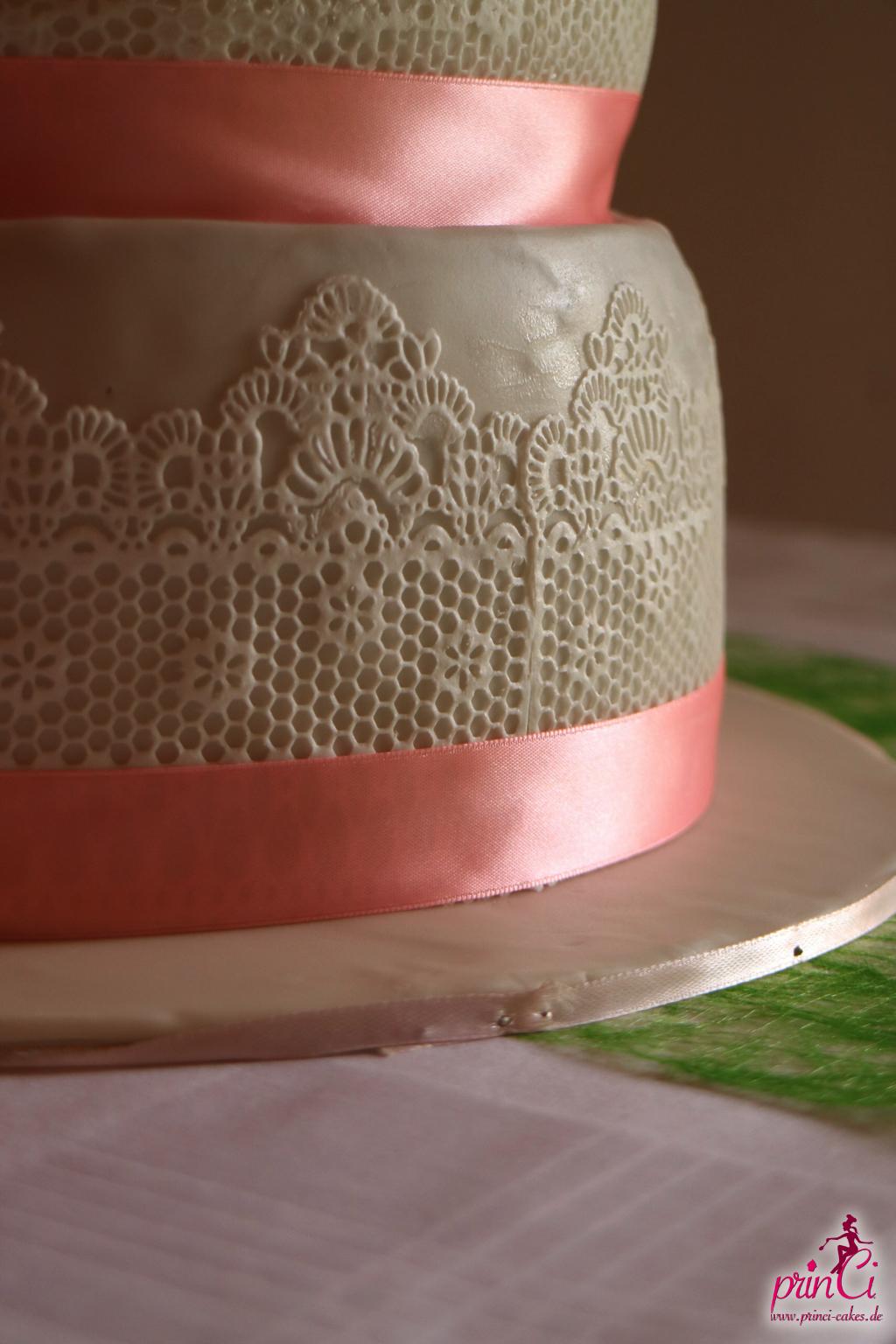 Hochzeitstorte Vintage Princi Cakes