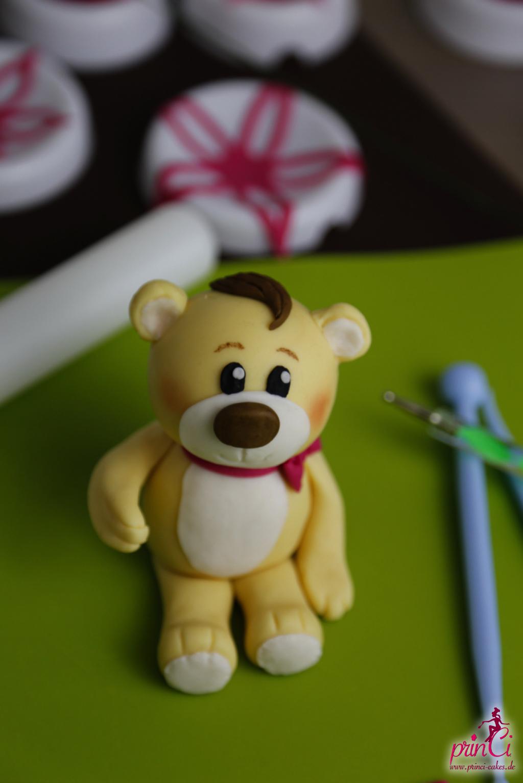 TutorialWahn: Süßer Teddybär | prinCi Cakes