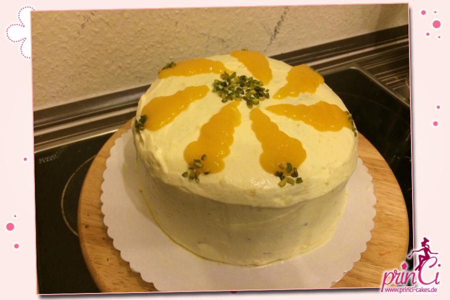 Möhren Mango Torte von Tortenschlacht VOX
