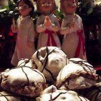 Adventsbloggerei: Nr.21 - Elkes bunter Tortenkeller