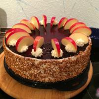 Apfel-Holunder Torte