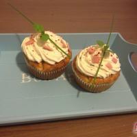 Deutscher Mexikaner Rezept herzhafter Cupcake für Partys, Brunch und Grillfeiern