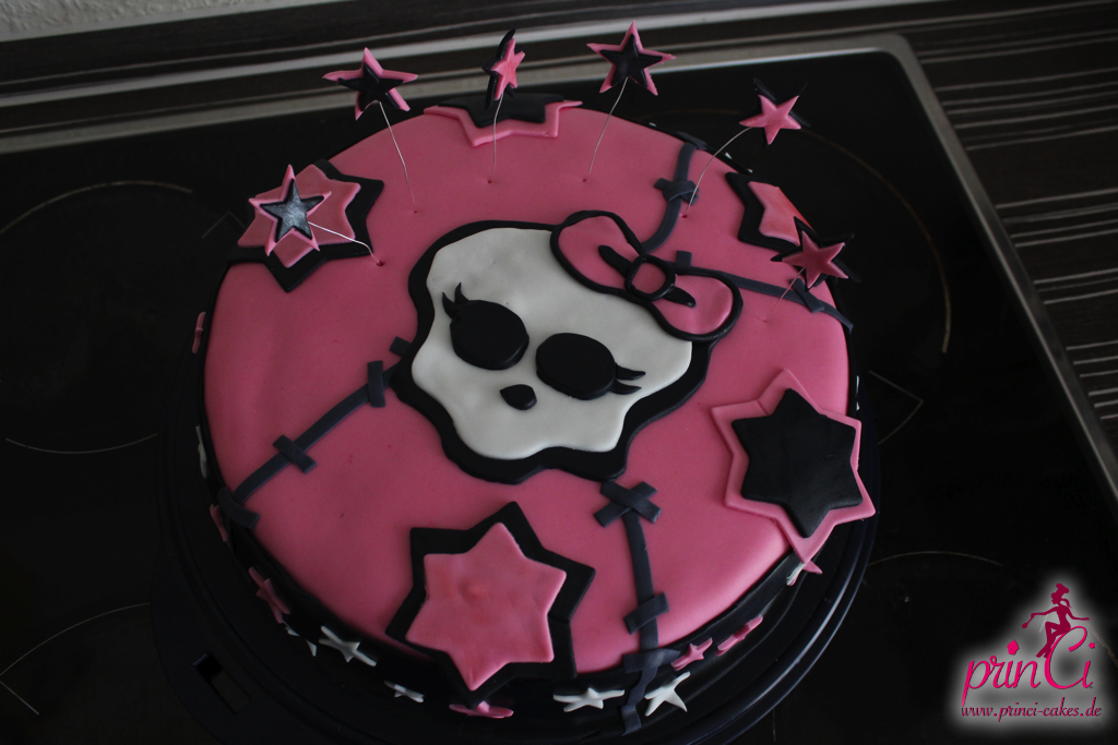 monster high torte