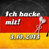 1. deutscher Backtag : Deutschland backt zusammen!