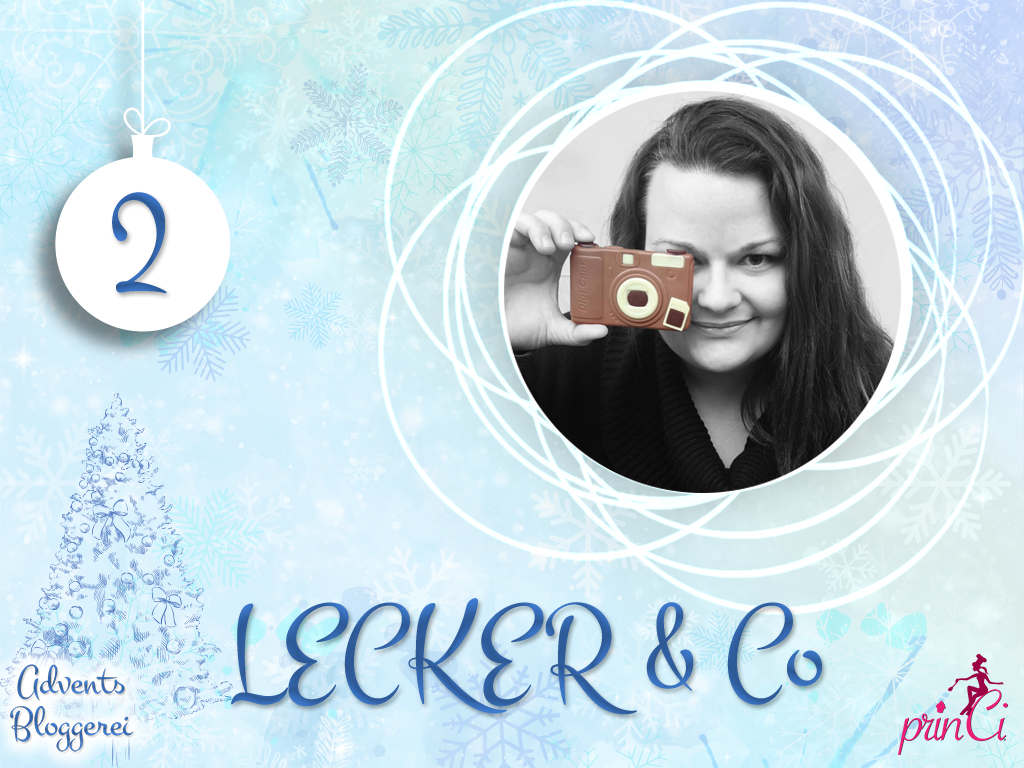 Adventsbloggerei: Nr. 2 - LECKER & Co