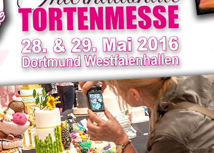 Cake & Bake Germany - Internationale Tortenmesse