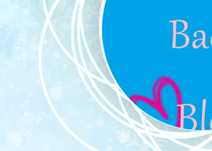 Adventsbloggerei: Nr. 23 - Bianca's Back Blog