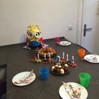 Minion 3D Bob der König