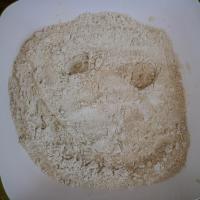 Brot aus Roggen und Weizen Vollkornmehl