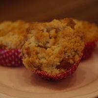 Rhabarber-Streusel-Muffins