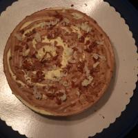 Schokoladen-Torte mit Frischkäse
