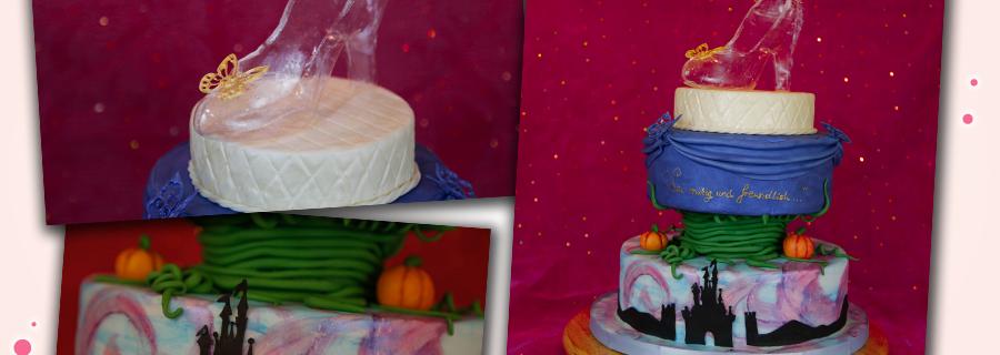 Cinderella Torte