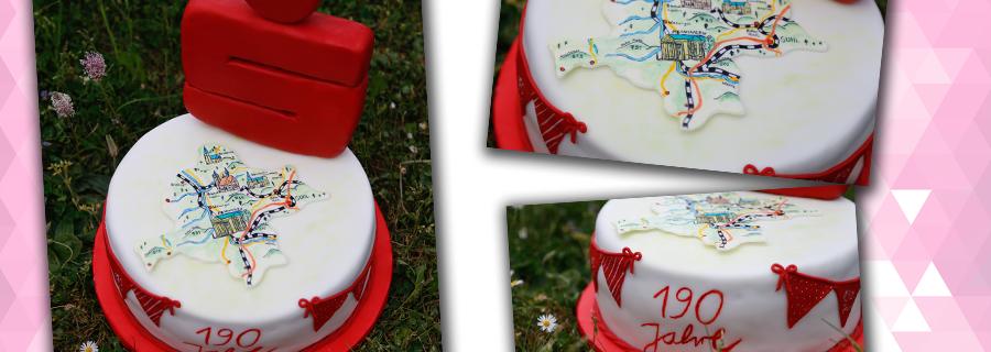 Sparkassen Torte