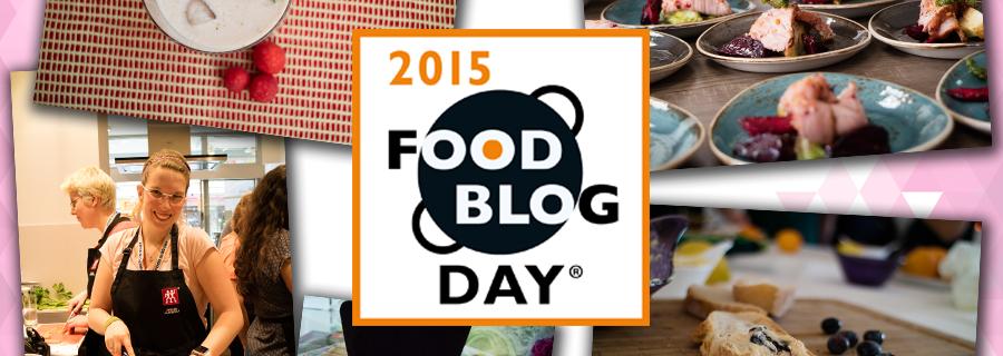 FoodBlogDay 2015 in Frankfurt