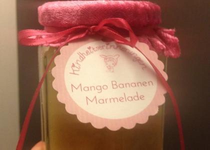 Magno-Bananen Marmelade