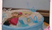Disney Eiskönigin Torte