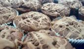 Schokobirnchen-Muffins