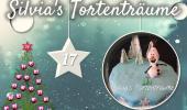 Adventsbloggerei Silvia's Tortenträume Mandelplätzchen