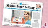 Zeitungsartikel STZ